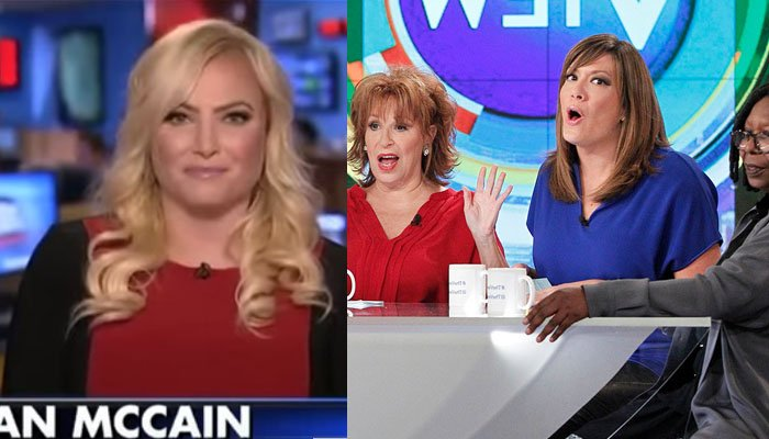 meghan mccain joins the view