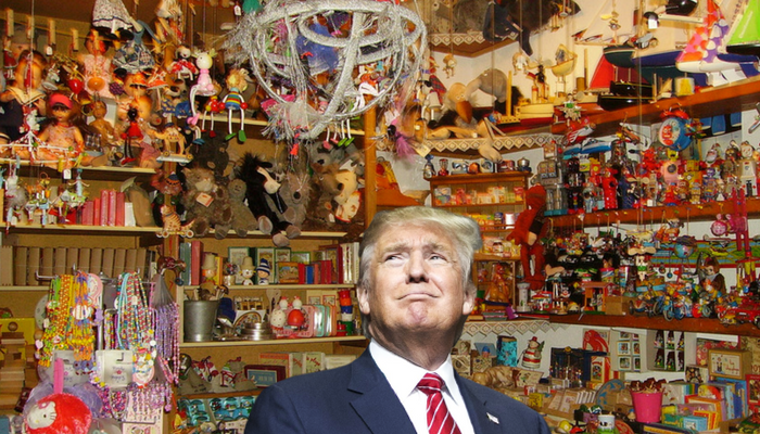 trump toy store
