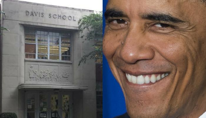 Jefferson Davis School In Mississippi Renamed After Barack