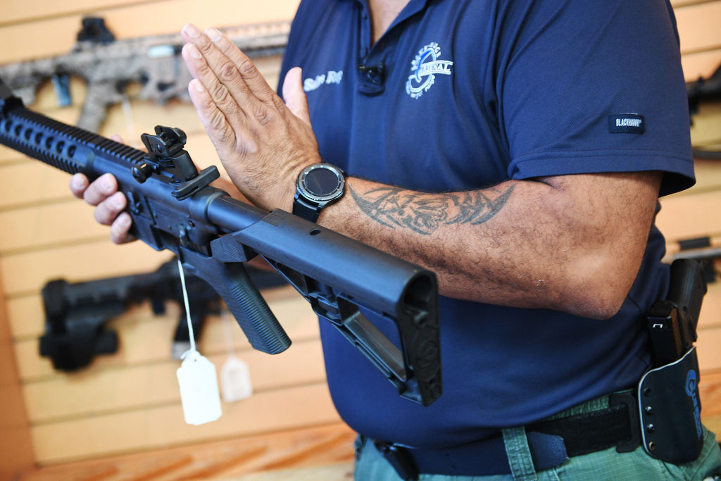 Massachusetts Becomes the First State to Ban This Popular Gun Accessory