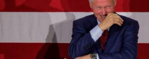 liberals bill clinton