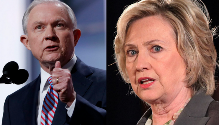 Department of Justice Hurries Up Hillary Clinton Email Probe
