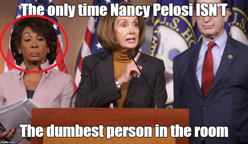 Nancy Pelosi Maxine Waters