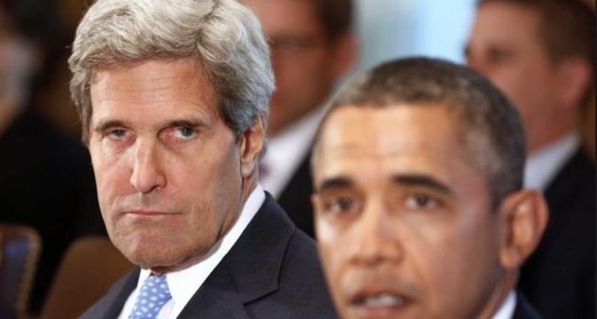 John Kerry logan Act