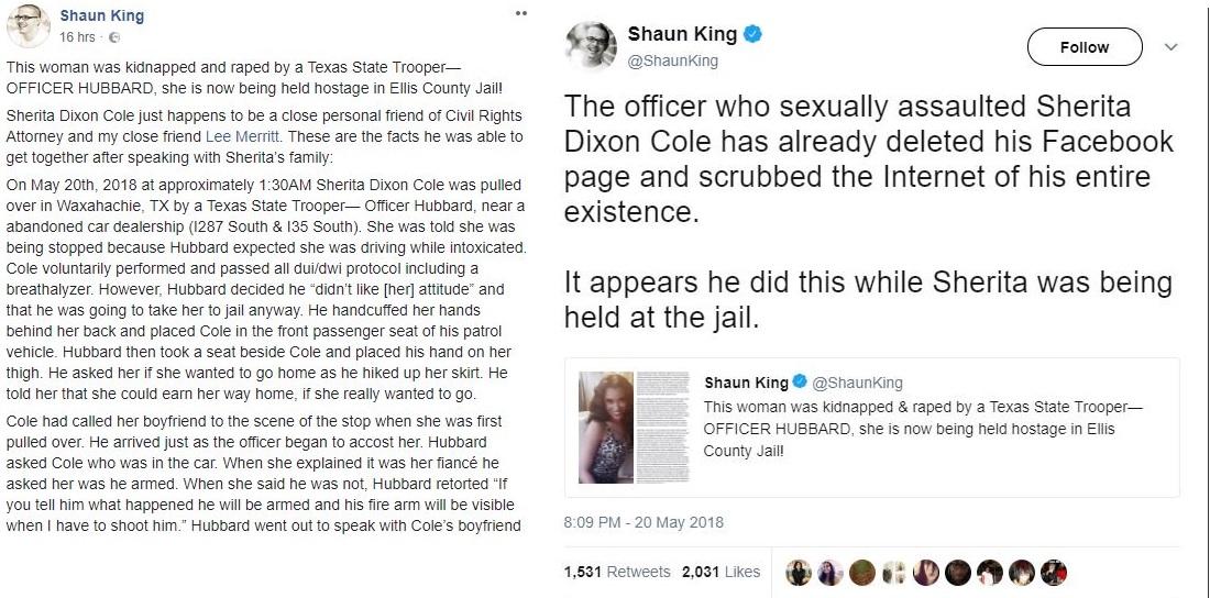 Shaun King Black Lives Matter