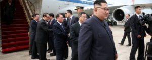 Kim Jong un toilet limo