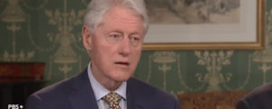 bill clinton health