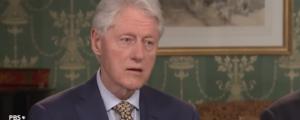 bill clinton health