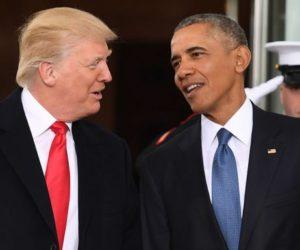 Trump revoke Obama intelligence access