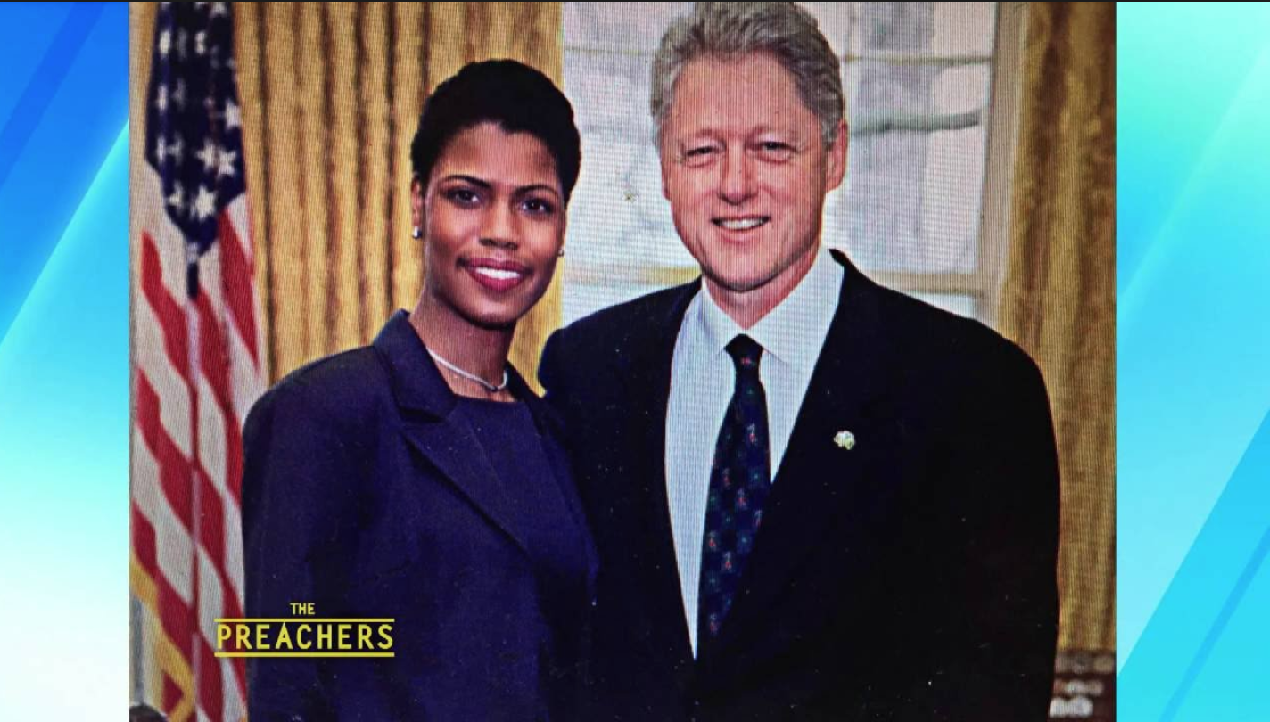 FLASHBACK: That Time Omarosa Was Fired from the Clinton White House