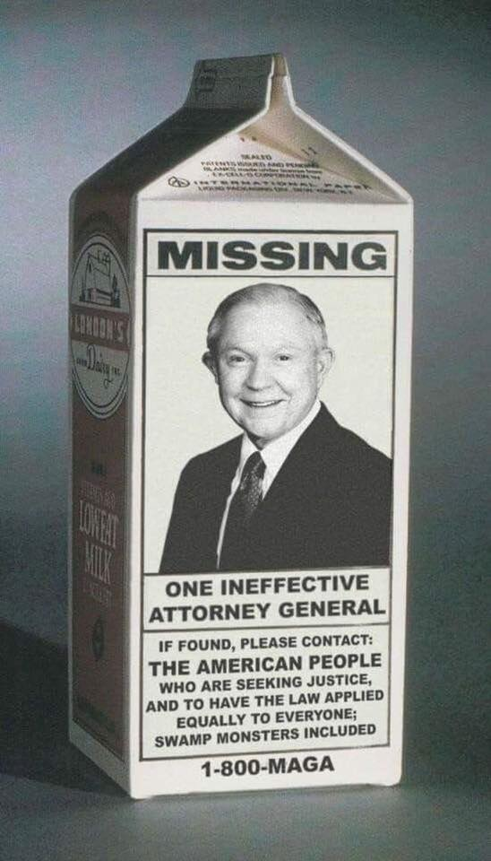 Trump fire sessions
