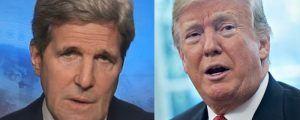 John Kerry Trump