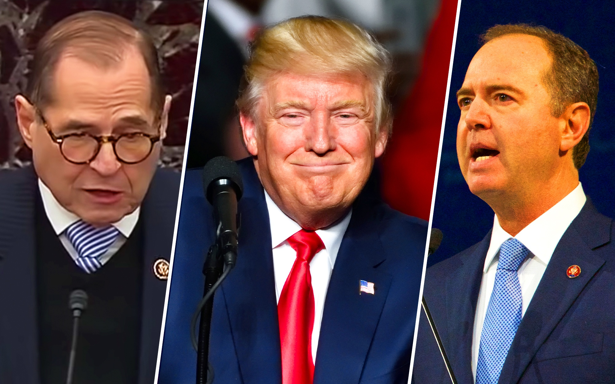 Image result for Nadler Sparks New Witch Hunt, Requests Interviews With DOJ Officials About Donald Trump