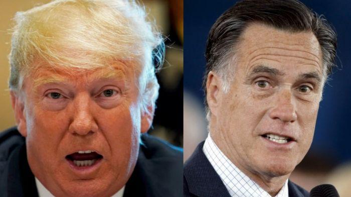 Mitt Romney Accused Trump Of Being Unprepared For Possible Coronavirus Outbreak