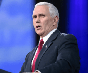 Mike Pence Vows at CPAC 'America Will Never Be a Socialist Country!'