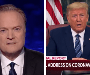 Lawrence O'Donnell Trump