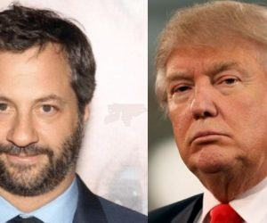 Judd Apatow Trump