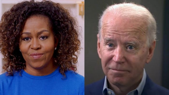 Biden holds 11-point lead over Trump: national poll