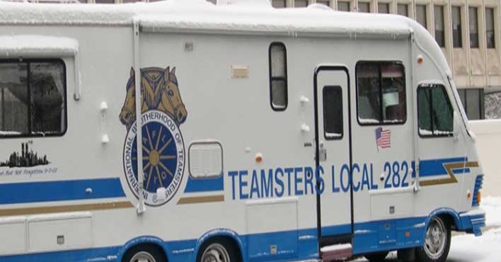 teamsters trump
