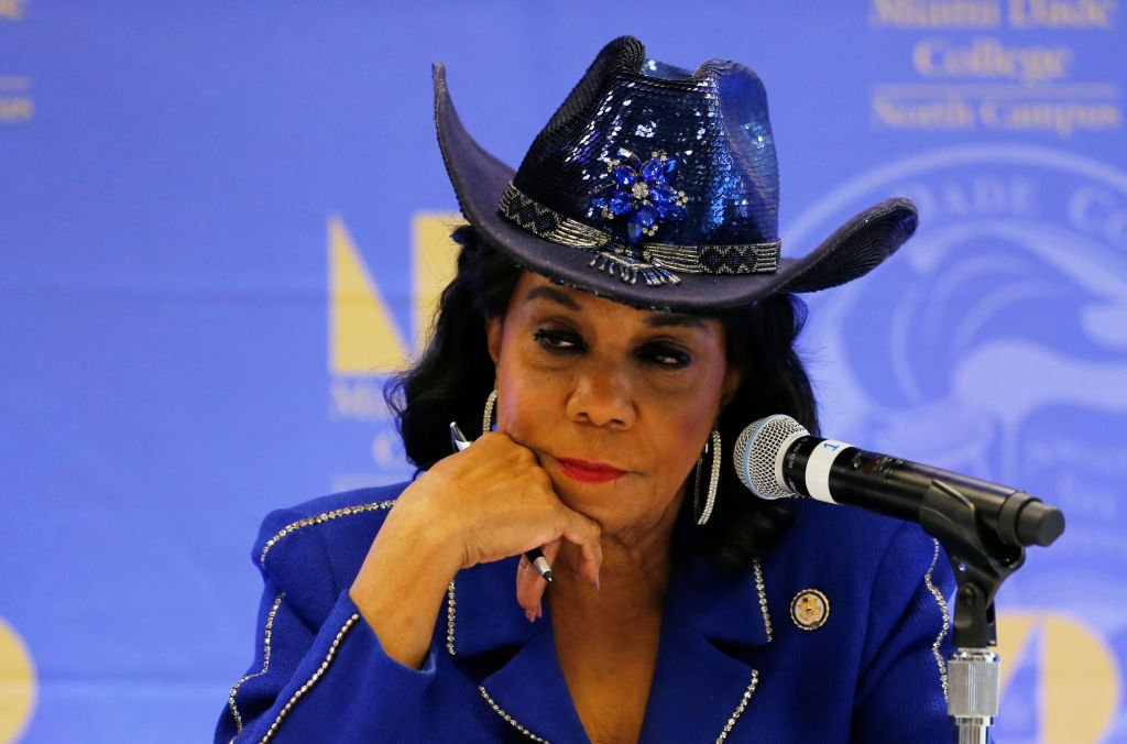 who frederica wilson