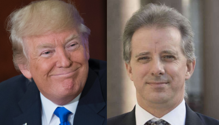 Fusion GPS's Glenn Simpson Says He Would 'Like To Know More' About The Steele Dossier