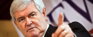 Newt Gingrich Obama spying