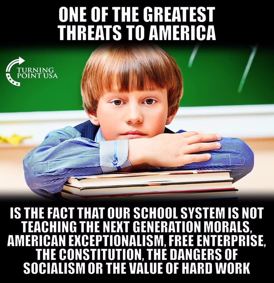 biggest problem with education in america
