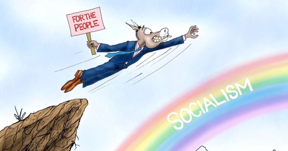 democrats embrace socialism