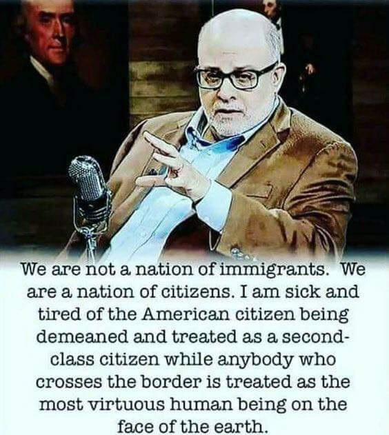 America nation of citizens not immigrants