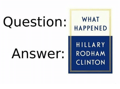 Hillary Clinton 2018 campaigning