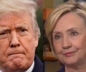 Trump Hillary Clinton