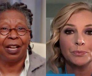 Whoopi Goldberg Shelley Luther