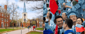 Trump Chinese Students
