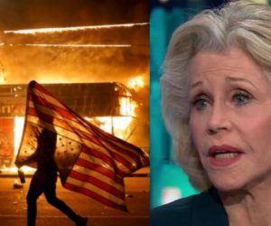 Jane Fonda Protesters