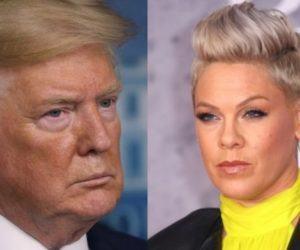 Trump Pink