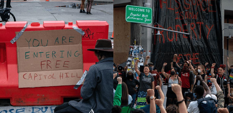 Seattle Antifa Create 'Autonomous Zone' – Immediately Leads To ...