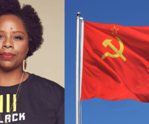 Black Lives Matter Marxist