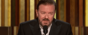 Ricky Gervais Looks Back On His Epic Golden Globes Speech: 'People Were Tired Of The Hypocrisy'