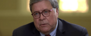 Attorney General William Barr Says Unfair Policing A 'Widespread Phenomenon' Among Black Americans