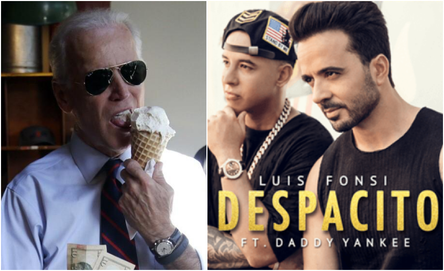 Struggling With Latino Voters, Biden Plays 'Despacito' At Hispanic Heritage Month Speech