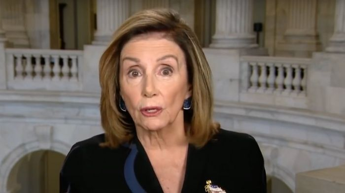 Nancy Pelosi Doubles Down - Says Again That Biden Should Not Debate Trump