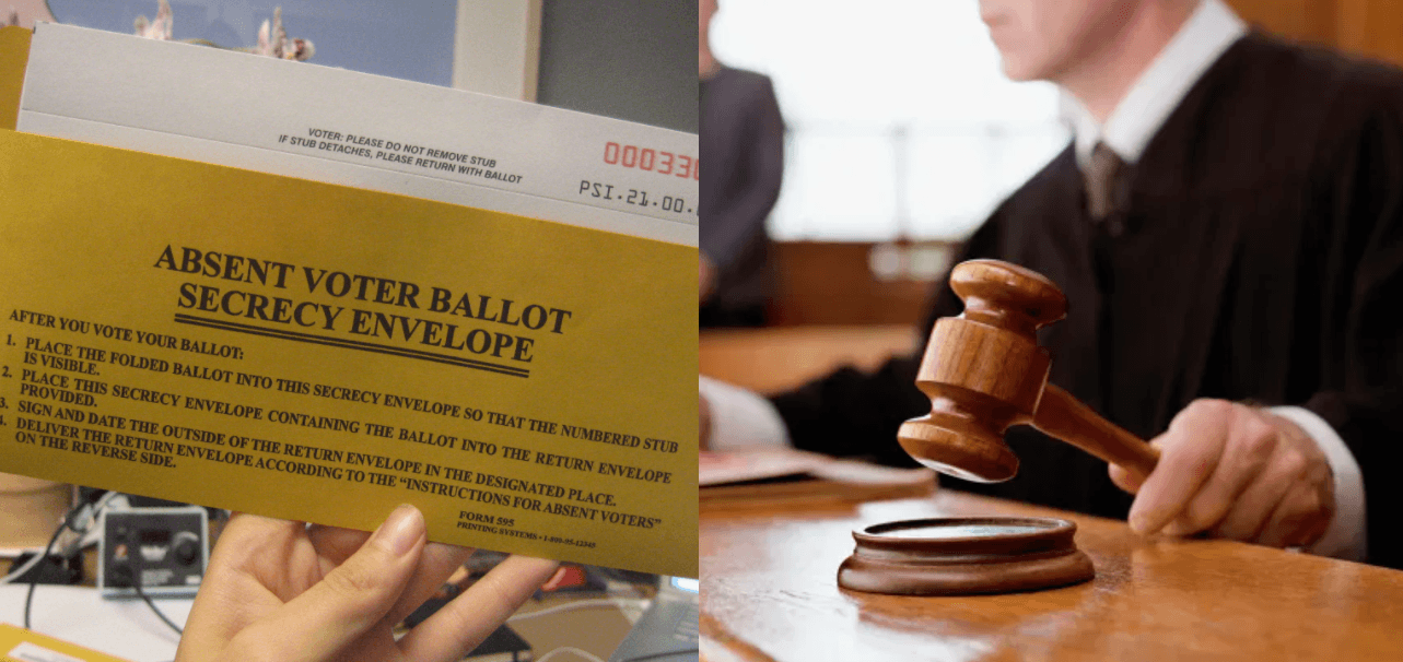 Federal Appeals Court Puts A Halt To Extension On Wisconsin Ballot Counting