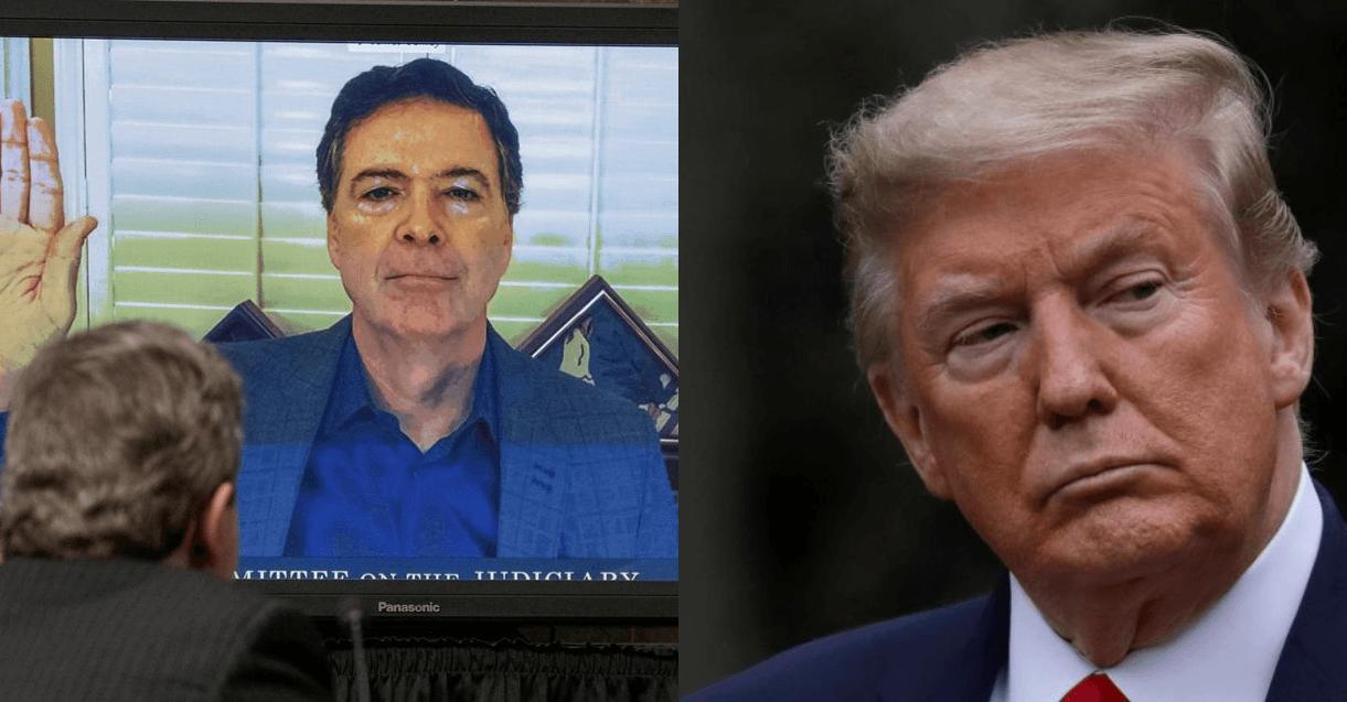 Trump Calls Comey a 'Liar' for Senate Testimony