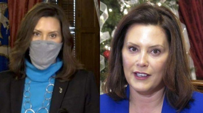 Gretchen Whitmer Under Fire As Michigan Leads U.S. In New COVID Cases