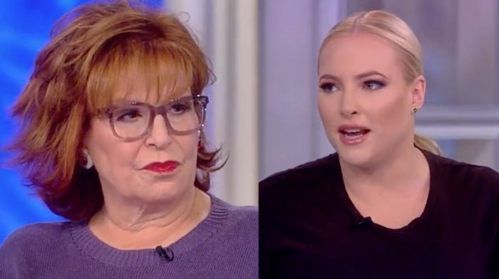 Meghan McCain Takes A Stand For Trump Voters As She Returns To 'The View'