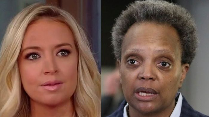 Kayleigh McEnany sets Lori Lightfoot on fire for saying her critics are racist and sexist