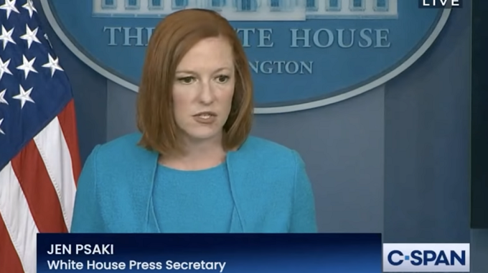 The White House admits they are actively working with Facebook to flag 'misinformation'