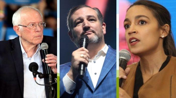 Ted Cruz Says Bernie Sanders And AOC Need To Set Sail On A Raft To 'Socialist Paradise' Cuba