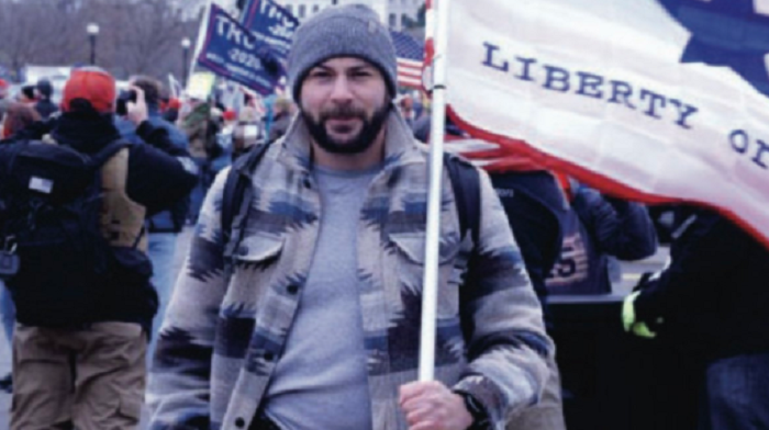 DEA Agent Arrested For Bringing Gun, Badge To Capitol Protest, Claimed He Was There To Help FBI