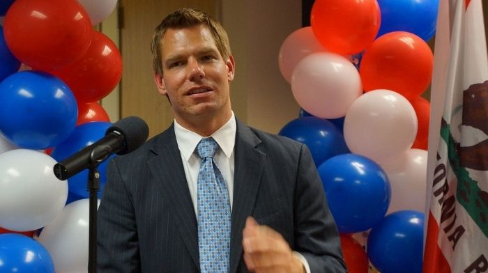 Democrat Rep. Swalwell Spends Tons Of Campaign Cash On Booze, Limos, Expensive Restaurants